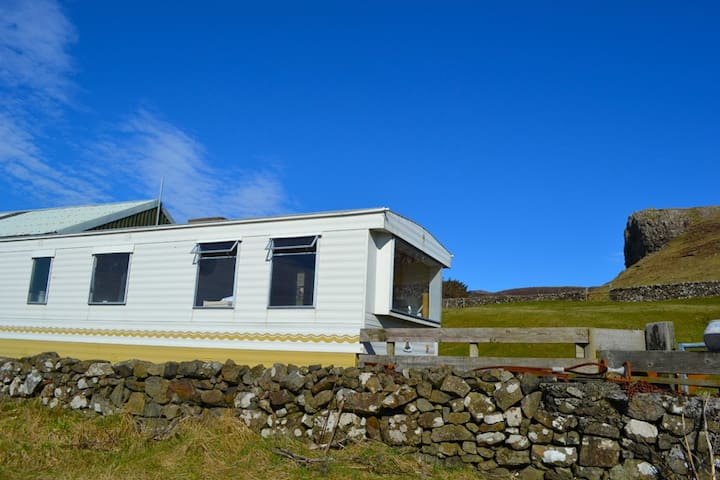Steadings Caravan Isle of Canna - Isle of Canna - Other