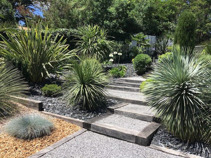 Cap Ferret / L'Herbe - Calme - Jardin exotique