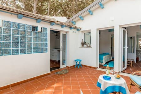 Your house 10 meters from the beach, 2trawell