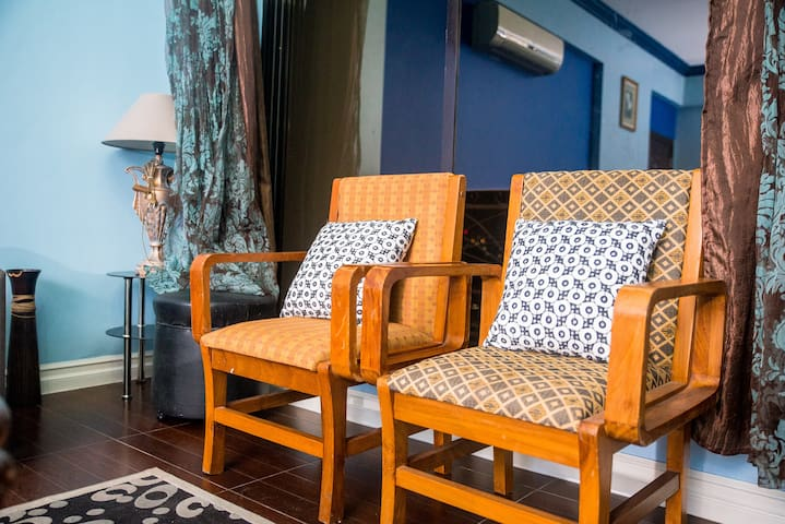 An elegant apartment in the heart of Dar es salaam