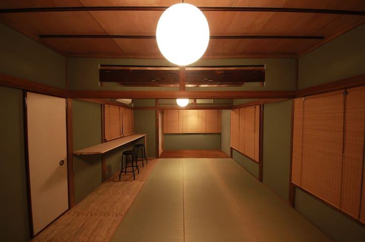 tatami room on 2F