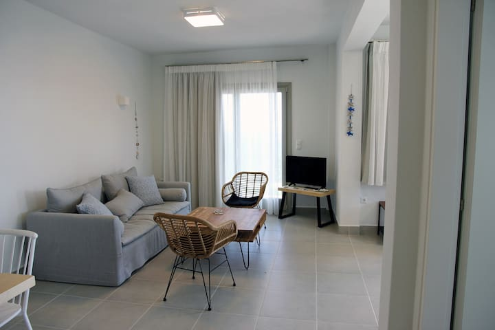 Moses Villa: Olive apartment with amazing view