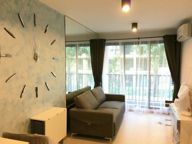 Condominium in the heart of Phuket - Wichit - Apartamento
