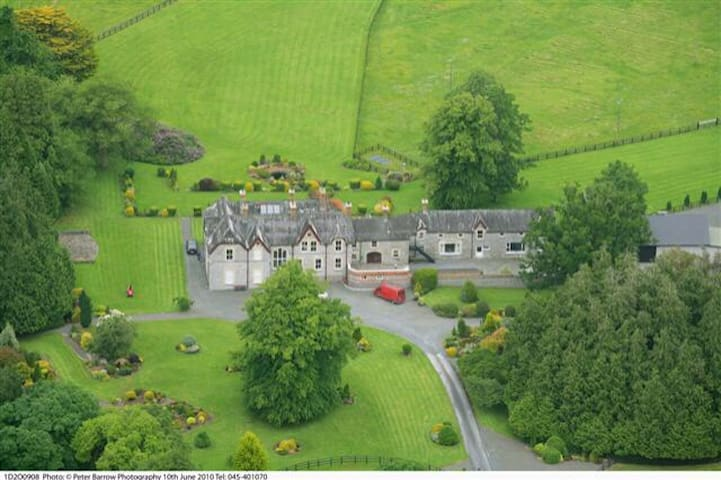 The Barracks, Nenagh - The National Trust for Ireland - An
