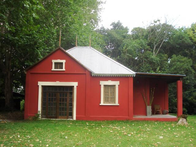 Habitación de 2 camas en casa de huéspedes