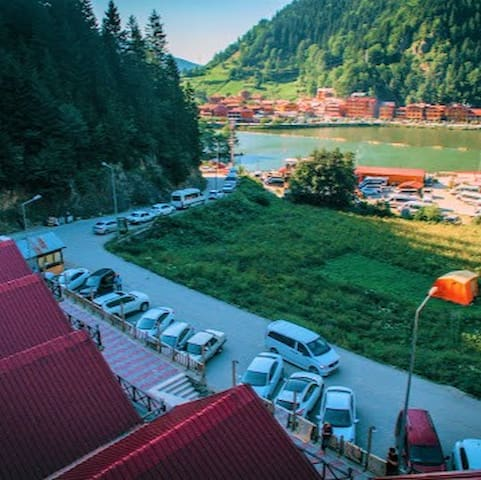 Uzungol awesome hotel near the lake for 4 person
