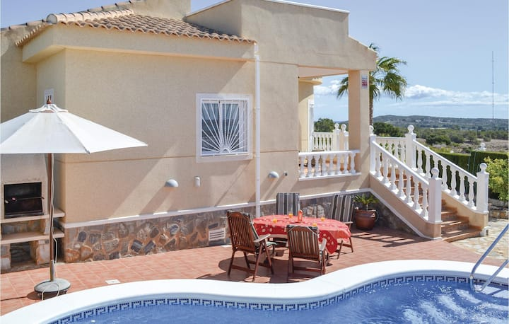 Holiday cottage with 3 bedrooms on 86m² in Quesada-Rojales