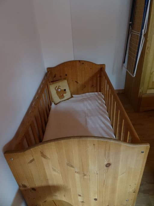 Kinderbett 1,40m