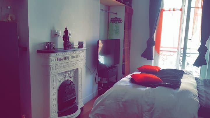 Apartment Cheap, friendly & Beauty close of Paris