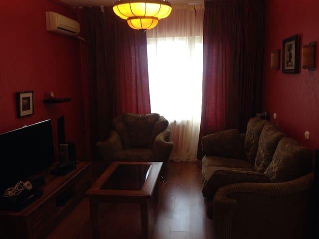 Квартира Саным