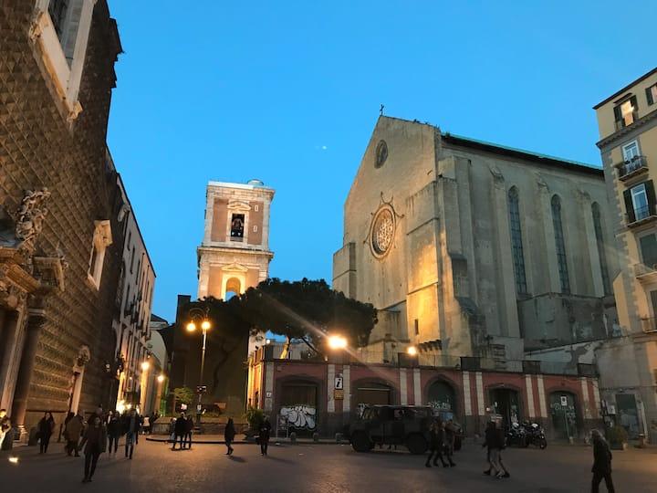 Residenza Pignatelli storica dimora in Centro