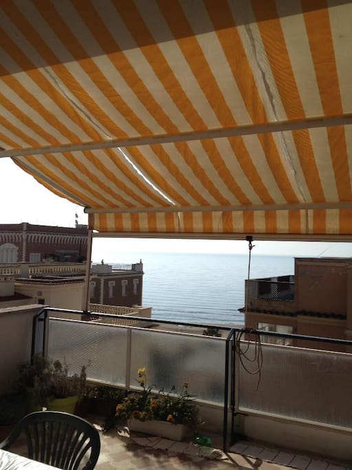 awnings for the summer