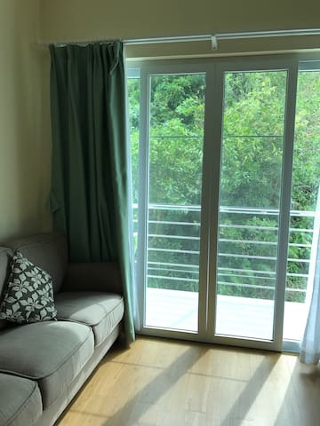 Bandar Hill View All Suite house 市区山景全套房 - Subok - Huis