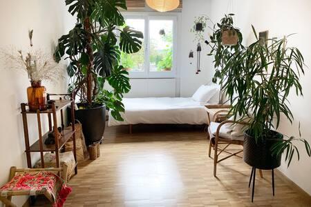 Privatzimmer , gemütlich, private Dusche/WC