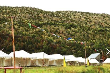 TIH Himalayan Spirit Camp, Jispa