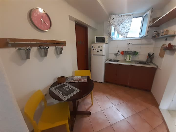 Little apartment near city center