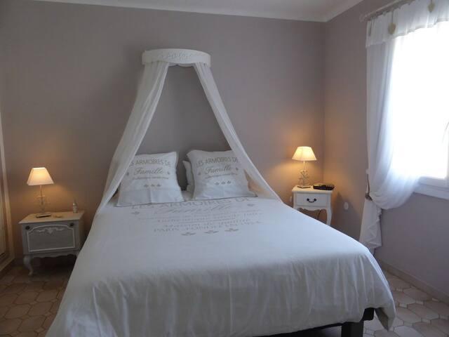 Chambre 1 : suite parentale