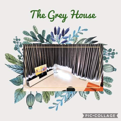 Grey House - Two bedroom apartment
