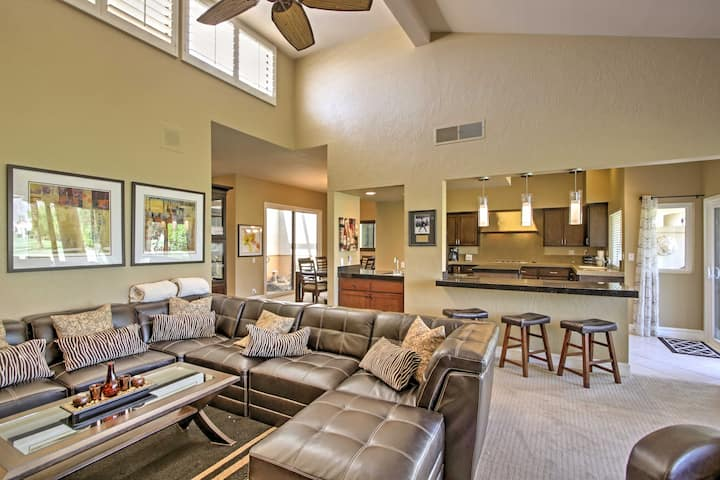 La Quinta Condo On PGA Golf Course w/Patio & Pool!