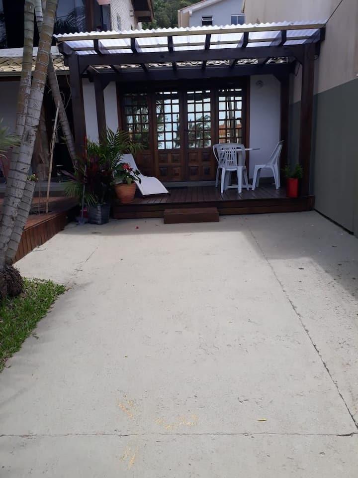 Casa no paraíso do Sul da Ilha de Florianópolis