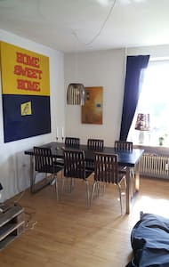 Cousy flat with room for Kids - Glostrup - Appartamento