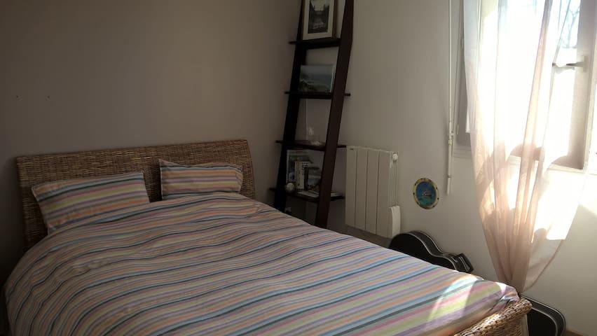 Chambre privée au calme - Orléans - Hus