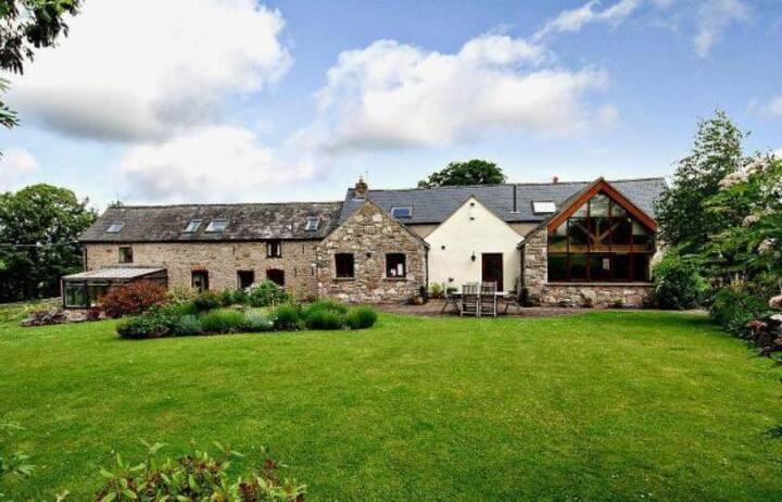 Buarth Mawr - Garden Room
