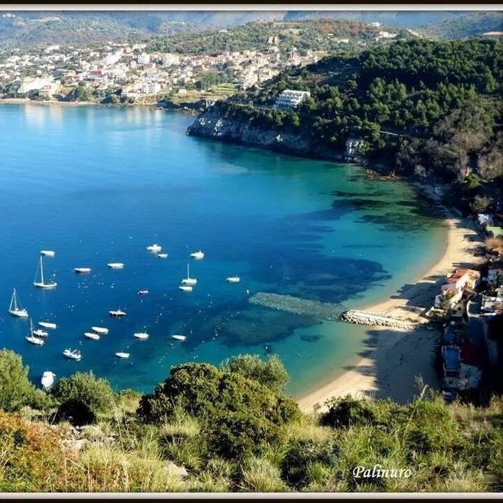 """A Palinuro Casa per Vacanze al mare """"Antonia"""""""
