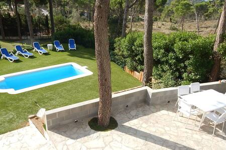 Casa con piscina privada - 贝格(Begur) - 独立屋