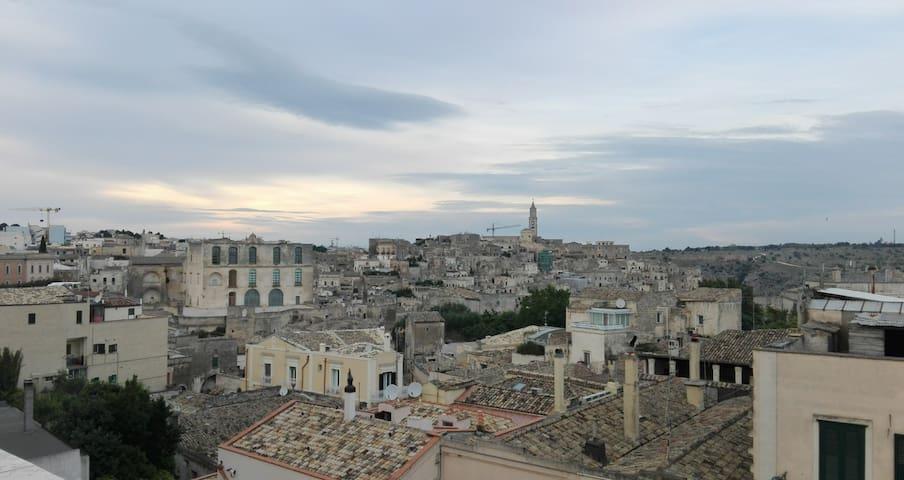 IL CONIGLIO BRUNO - CASA VACANZA - Matera - Leilighet
