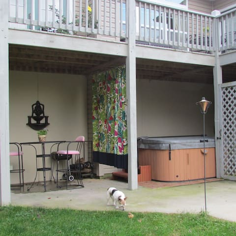 Leap of Faith Farm - Private Apartment - Earlysville - Pis