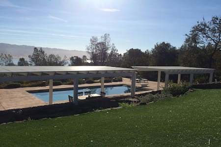 Napa's Lake Berryessa Resort-like Retreat w/ Pool - House