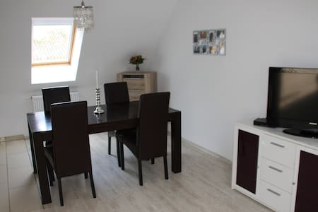 Cosy countryside flat (horses welcome!) - Dahlenburg - Leilighet