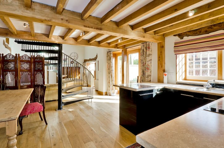 Romantic retreat for two plus dog - Nocton - Haus