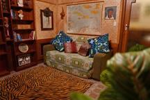 Mid-century furnishings