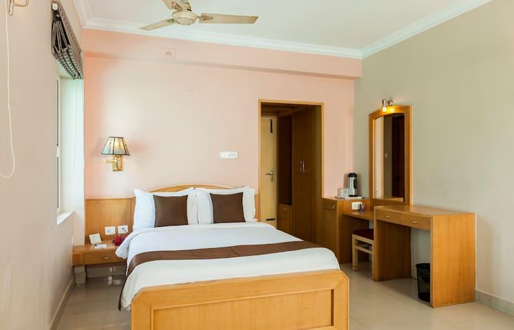 Hotel near chennai airport