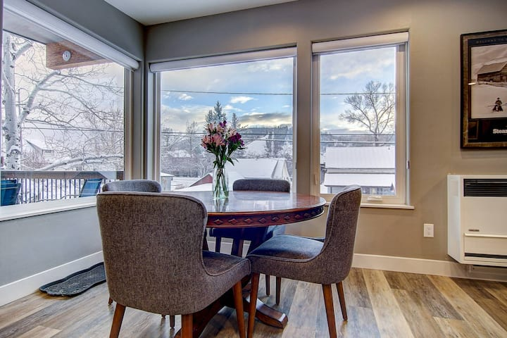 Pet Friendly, Amazing Views, Walk to Bus/Town, Private Entrance/Deck, Immaculate, Long Term Deals