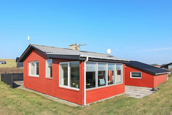Pleasant Holiday Home in Løkken with Barbecue