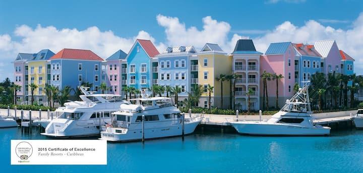 Harborside Atlantis: 2-BR Villa, Sleep 6, Kitchen