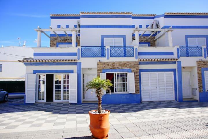 Acquamar Residence Manta Rota - Vila Nova de Cacela - Ház