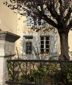Le Petit Cerisier, character riverside cottage