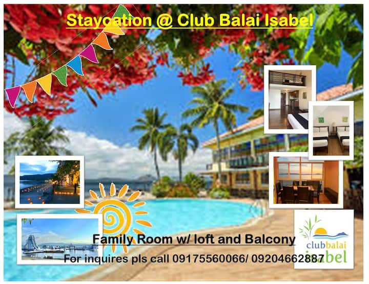 Club Balai Isabel Lake shore Apartment