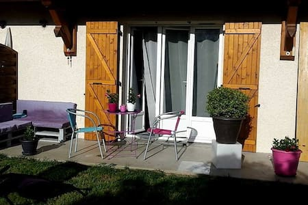 Petit appartement en pleine nature. - bourgneuf bourgneuf