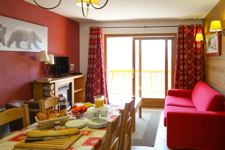 La Niche: Spacious two bedroom apartment