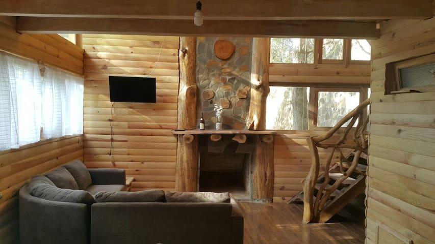 AVELLANO/ El Refugio Cabañas Mazamitla
