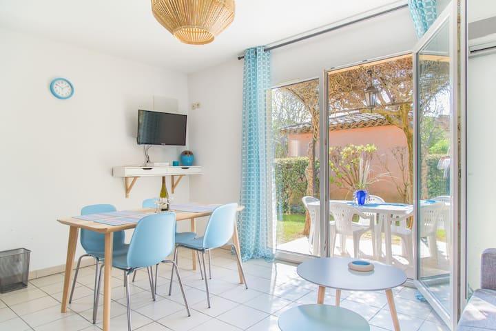 MAISON SUR LE GOLF DE LA VALDAINE MONTELIMAR - Montboucher-sur-Jabron - บ้าน