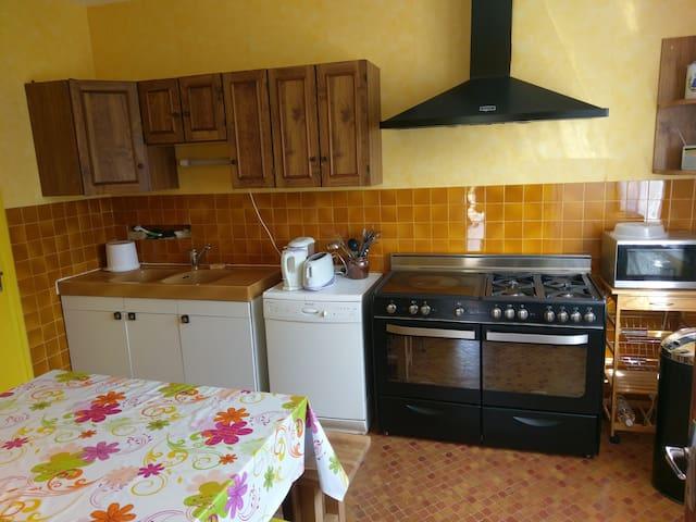 Charmante maison - Sarras - Casa