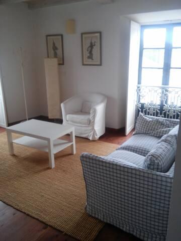 Apartamento 3 balcones
