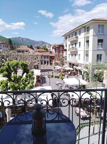 Nel cuore di Stresa  a due passi dal Lago Maggiore