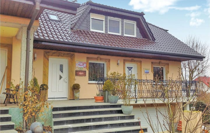 Holiday apartment with 3 bedrooms on 95m² in Espenau OT Mönchehof